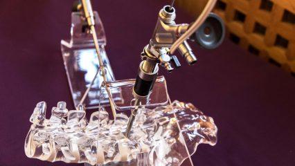 Endoskopie-Training zur Reduzierung der Lernkurve