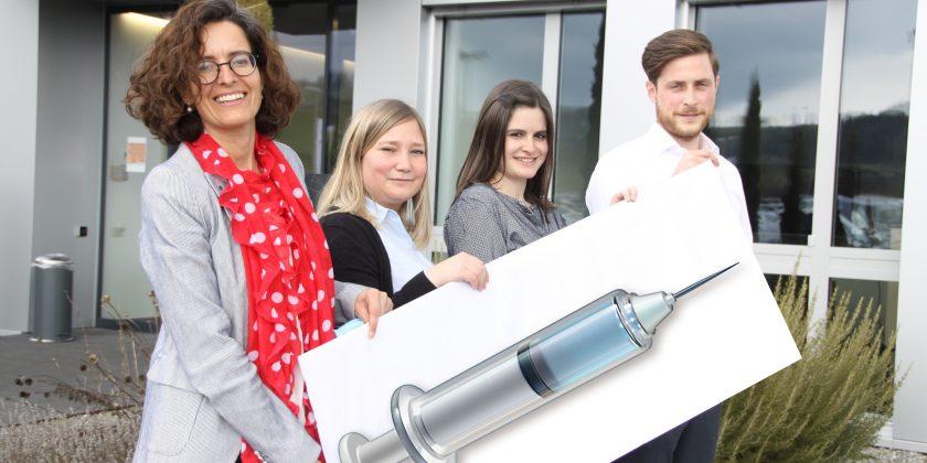 Stöckli Medical organisiert die Corona-Impfstoffverteilung für 15 Kantone